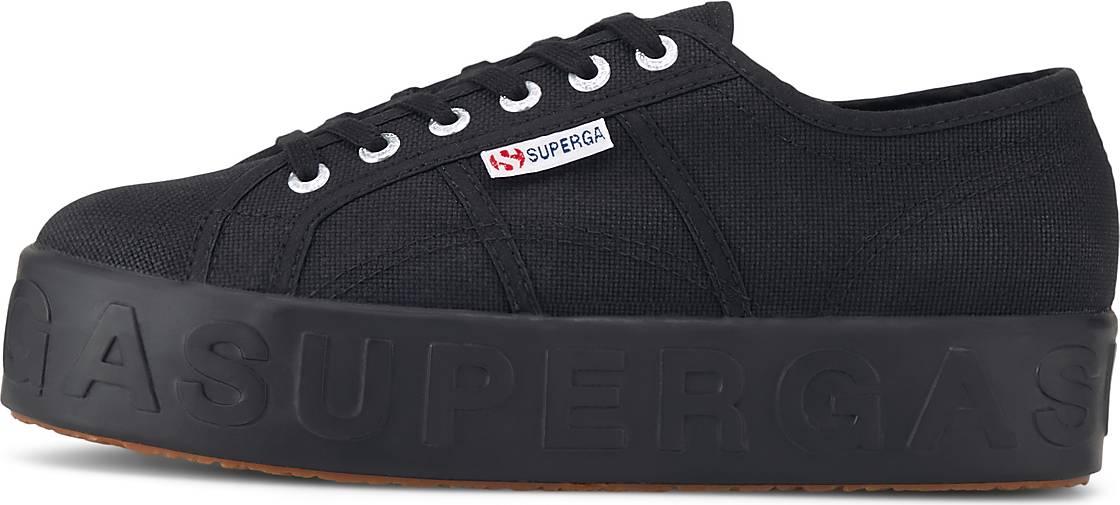 Superga Platform-Sneaker COTW 2790 LETTERING