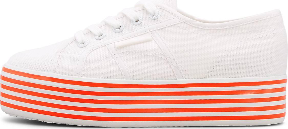 Superga Platform-Sneaker MULTICOLOR COTW