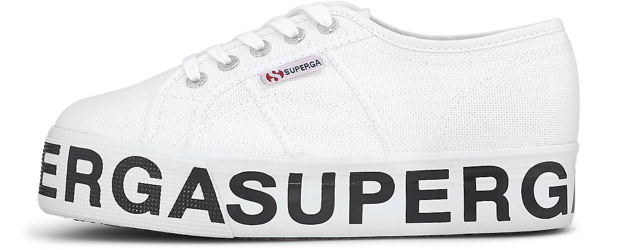 Superga Sneaker 2790 COTW OUTSOLE LETTERING