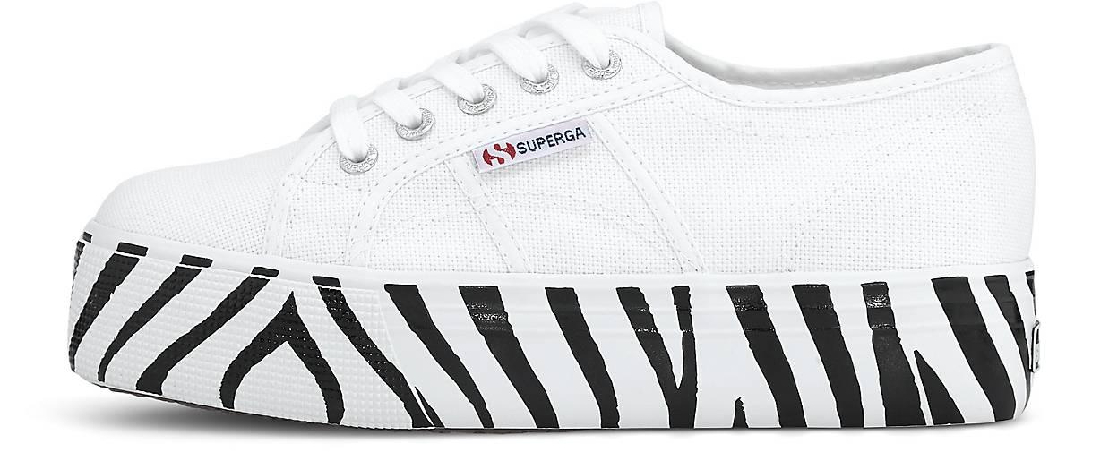 Superga Sneaker 2790 COTW PRINTEDFOXING