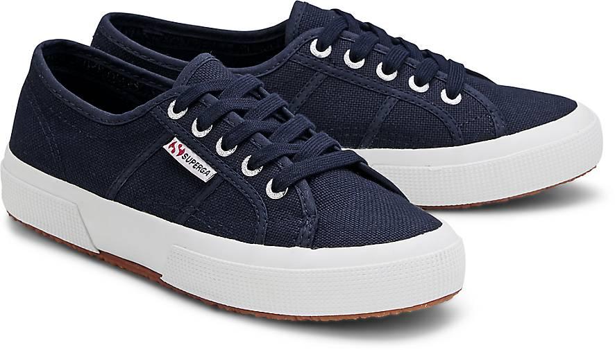 Superga Sneaker in blau für Damen Hlnk5hKss