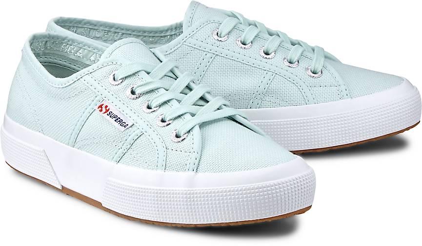 Superga Turnschuhe COTU CLASSIC in blau-hell kaufen - 47128602 GÖRTZ Gute Qualität beliebte Schuhe