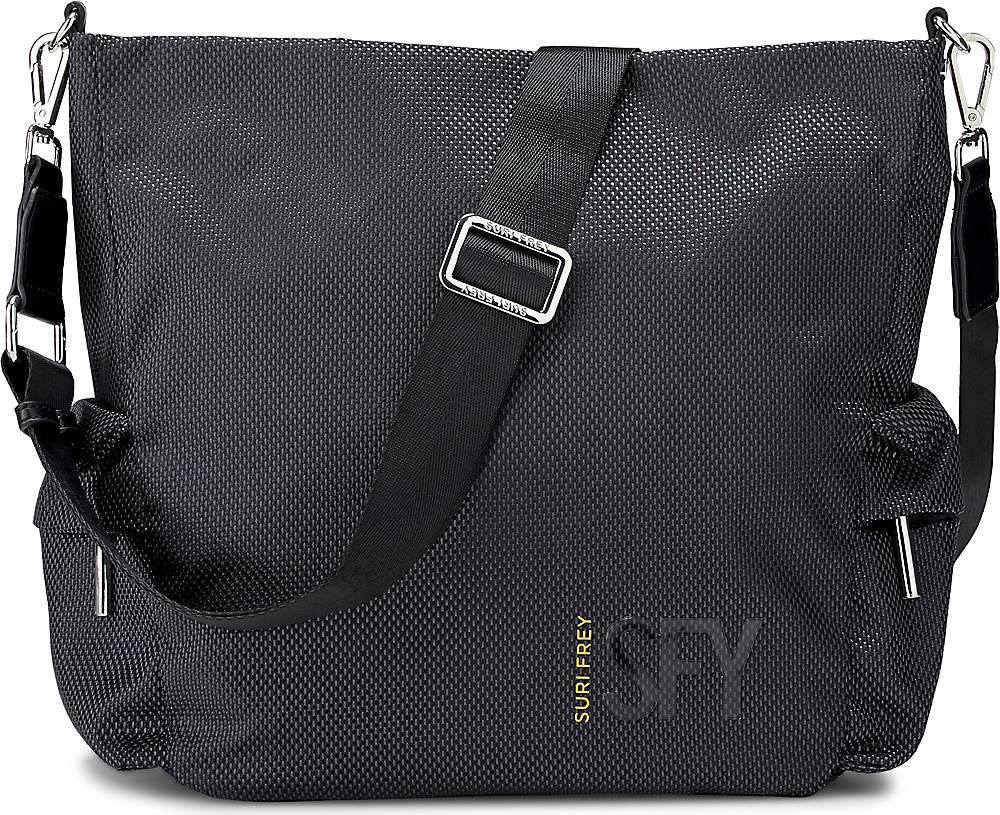 Suri Frey| Suri Sports Marry in schwarz| Schultertaschen für Damen | Taschen > Handtaschen > Schultertaschen | Suri Frey