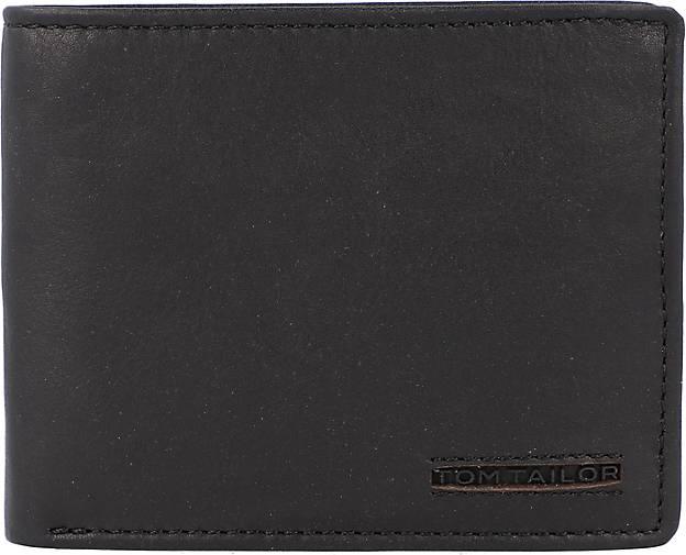 TOM TAILOR Barry Geldbörse RFID Leder 11 cm