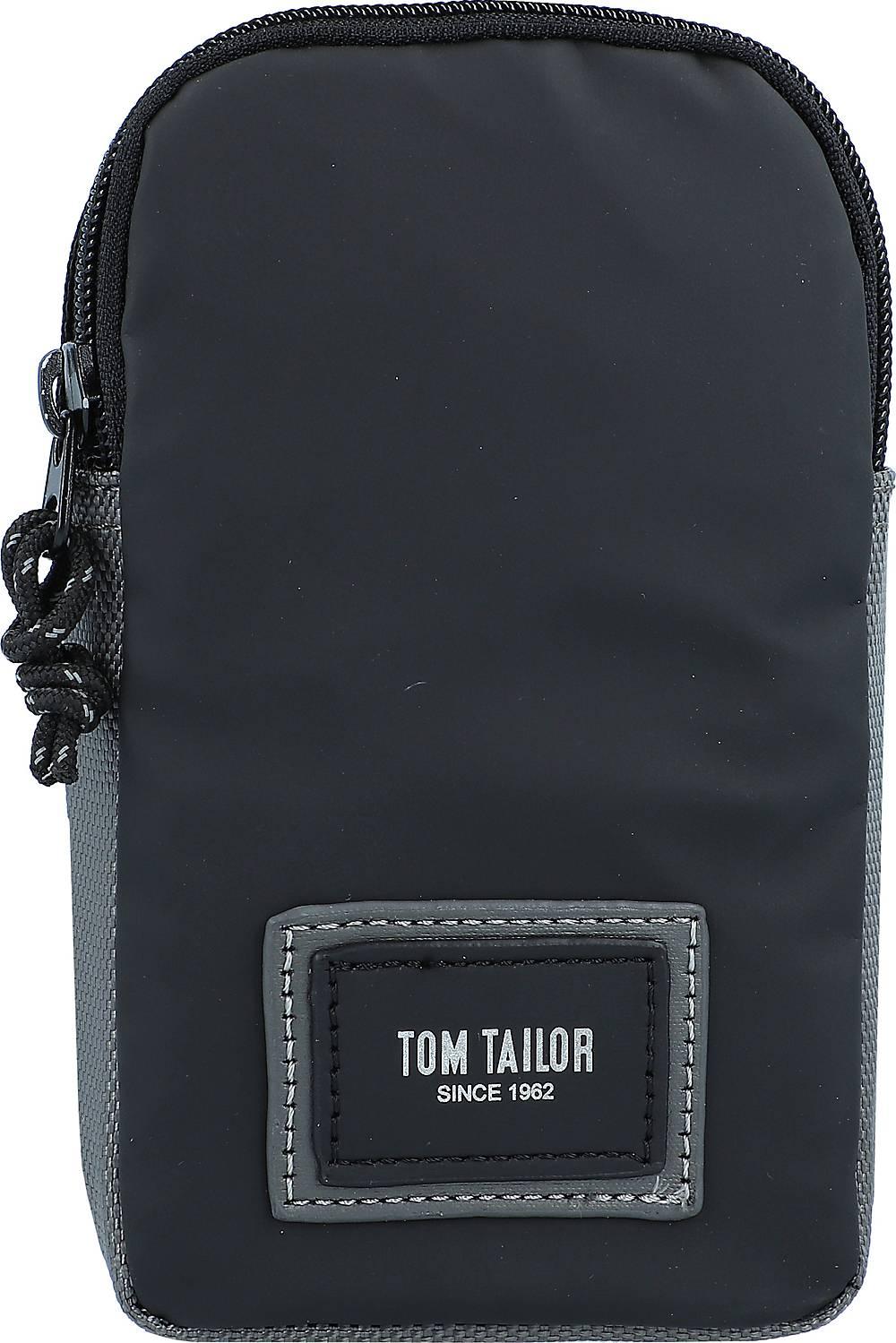 TOM TAILOR, Trenton Pouch Handytasche 9 Cm in blau, Handyhüllen & Zubehör für Damen