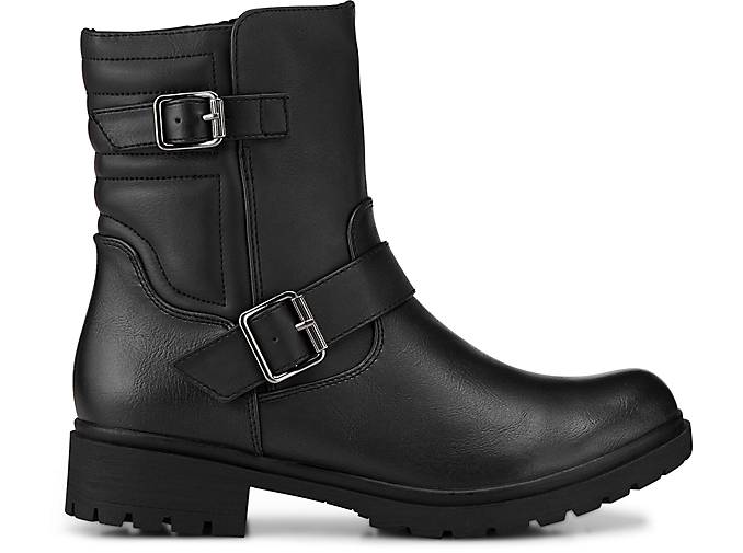 tamaris biker boots boots schwarz g rtz. Black Bedroom Furniture Sets. Home Design Ideas