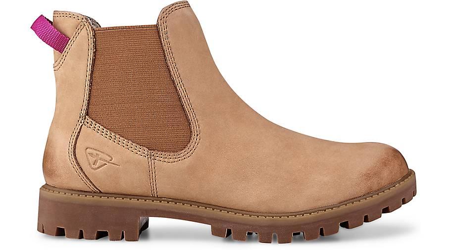 Tamaris Chelsea-Boots 46592901 in beige kaufen - 46592901 Chelsea-Boots | GÖRTZ 73da2e