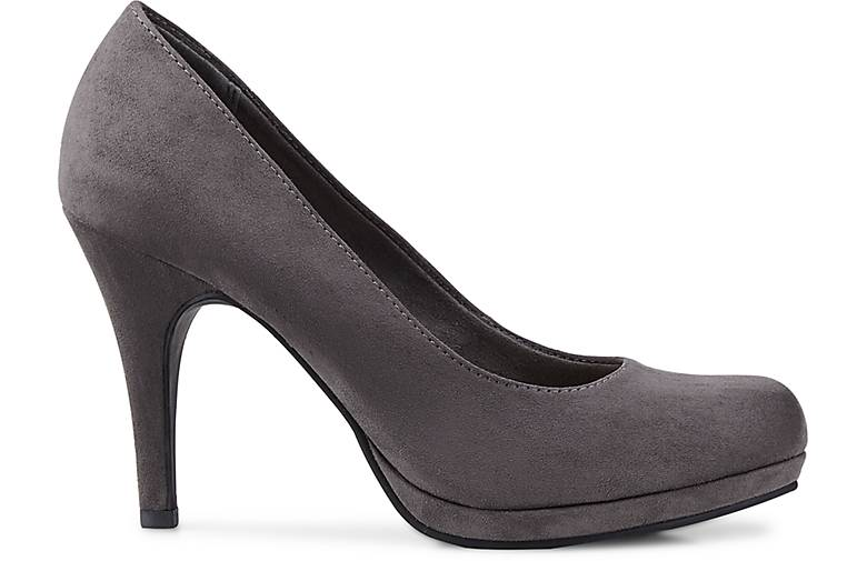 Tamaris Fashion-Pumps in | grau-dunkel kaufen - 47535301 | in GÖRTZ 548938