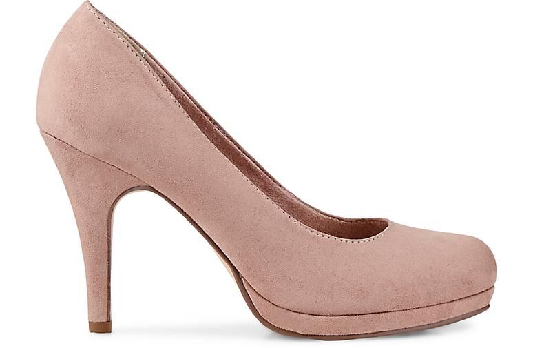 Tamaris Fashion-Pumps - in rosa kaufen - Fashion-Pumps 47535302 | GÖRTZ d2a530