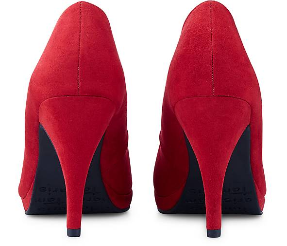 Tamaris - Fashion-Pumps in rot kaufen - Tamaris 47535303 | GÖRTZ e8c43b