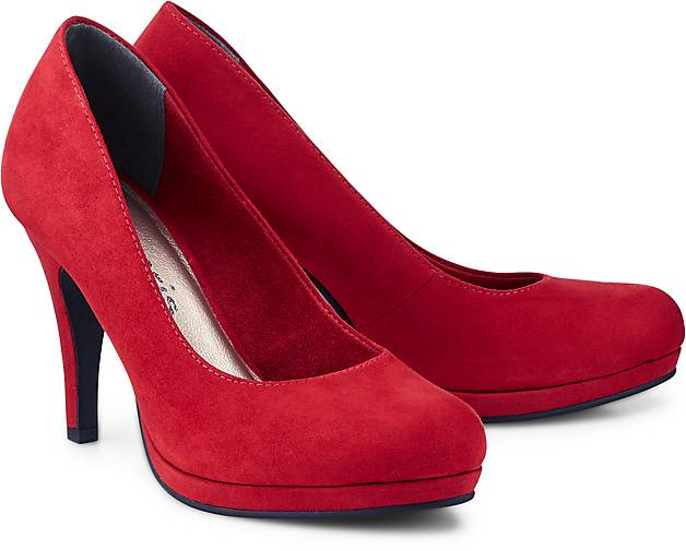 48450e9a0aae7e Tamaris Fashion-Pumps in rot kaufen - 47535303
