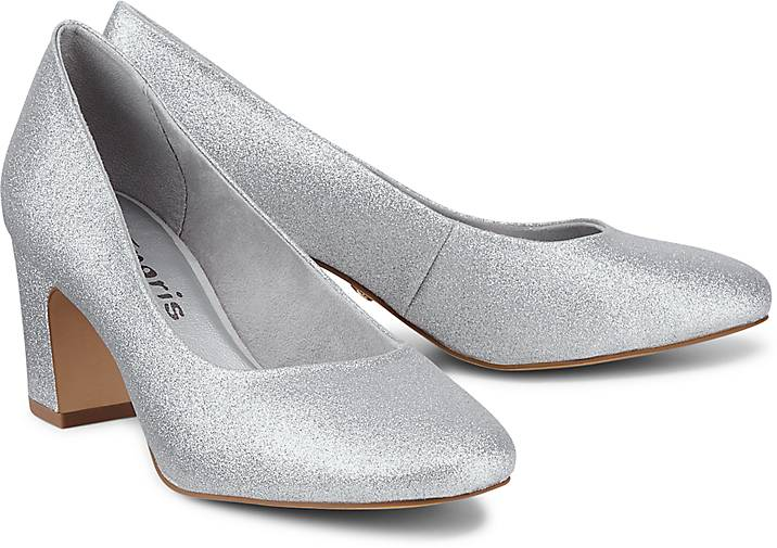 Tamaris Fashion Pumps Silber Gortz 48314401