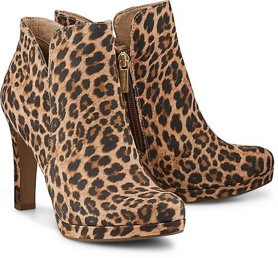 8825d21e9e99f1 Tamaris Fashion-Stiefelette in leo kaufen - 48417101