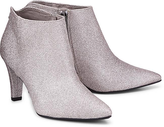 Ankle Boots Fashion stiefelette Klassische Stiefeletten In Silber Tamaris Kaufen jA5RL4