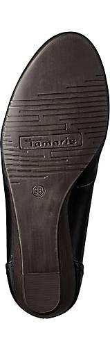 Tamaris - Keil-Pumps in schwarz kaufen - Tamaris 40851402 | GÖRTZ dae8eb