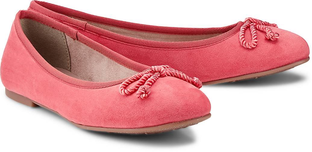 4c9f0a79042d79 Tamaris Klassik-Ballerina in rot kaufen - 47115802