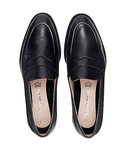 Tamaris - Klassik-Slipper in schwarz kaufen - Tamaris 47890601 | GÖRTZ 5fbd17