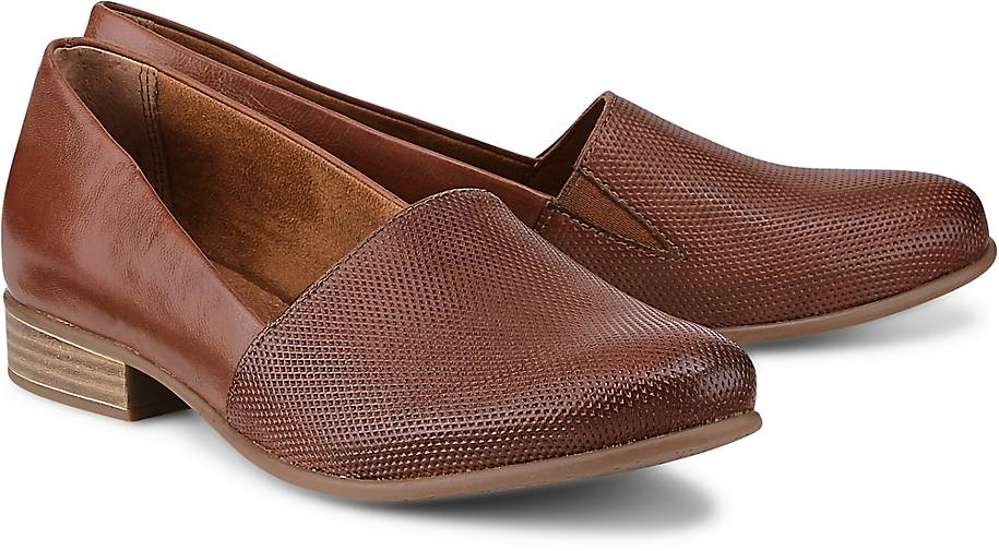 Tamaris Leder-Slipper