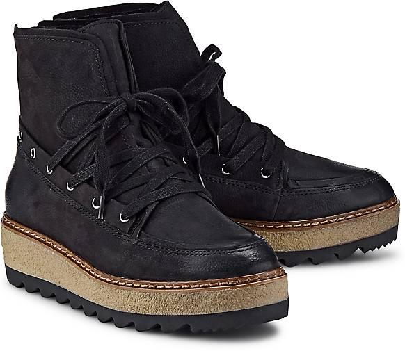 tamaris plateau stiefelette boots schwarz g rtz. Black Bedroom Furniture Sets. Home Design Ideas