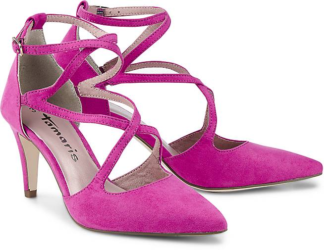 Tamaris Riemchen-Pumps