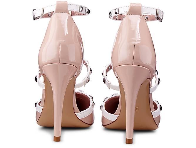 tamaris riemchen pumps high heels taupe g rtz. Black Bedroom Furniture Sets. Home Design Ideas