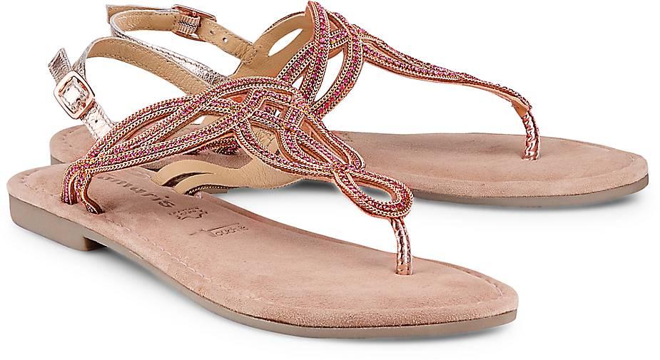 tamaris sandalette in rosa kaufen 47278202 g rtz. Black Bedroom Furniture Sets. Home Design Ideas