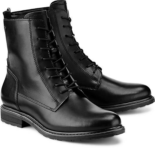 8246e6949bc23e Tamaris Schnür-Stiefelette in schwarz kaufen - 47605701