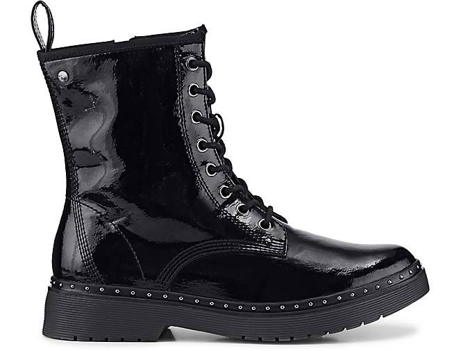 Tamaris Schnür-Stiefelette in schwarz schwarz schwarz kaufen - 47865601 GÖRTZ Gute Qualität beliebte Schuhe daba34