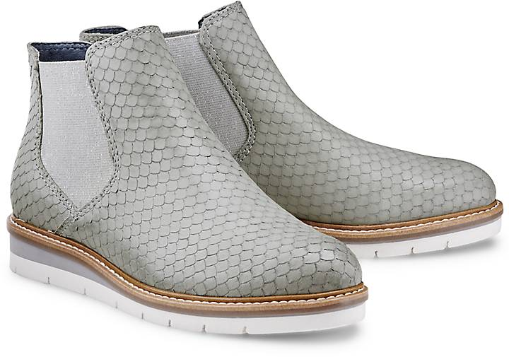 tamaris damen 25111 chukka boots grau anthracite 38 eu. Black Bedroom Furniture Sets. Home Design Ideas