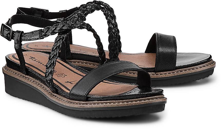 Tamaris Trend-Sandalette 47277001 in schwarz kaufen - 47277001 Trend-Sandalette | GÖRTZ 34d831
