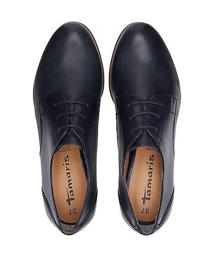 Tamaris Trend-Schnürer Trend-Schnürer Trend-Schnürer in blau-dunkel kaufen - 48309201 GÖRTZ Gute Qualität beliebte Schuhe 0d96fd