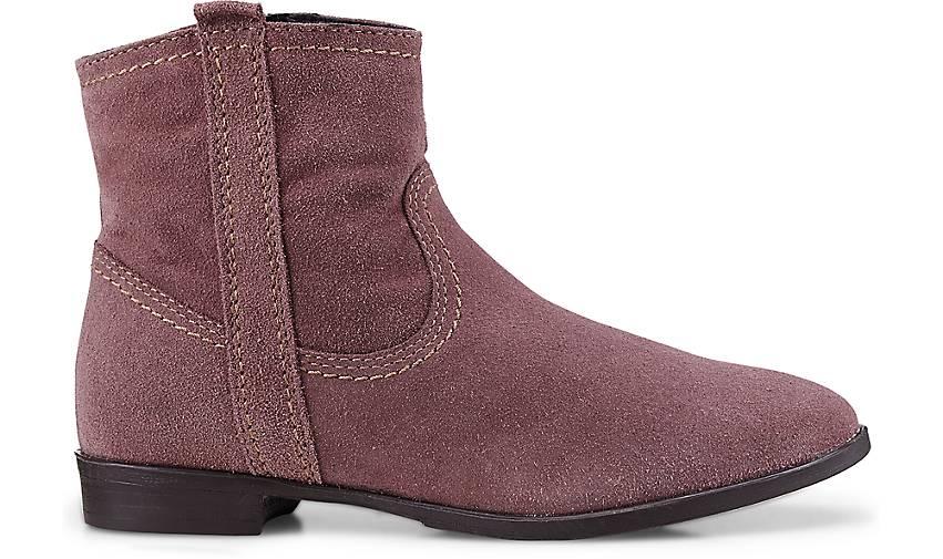 tamaris trend stiefelette boots rosa g rtz. Black Bedroom Furniture Sets. Home Design Ideas