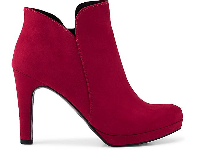 Pumps von Tamaris in Rot für Damen