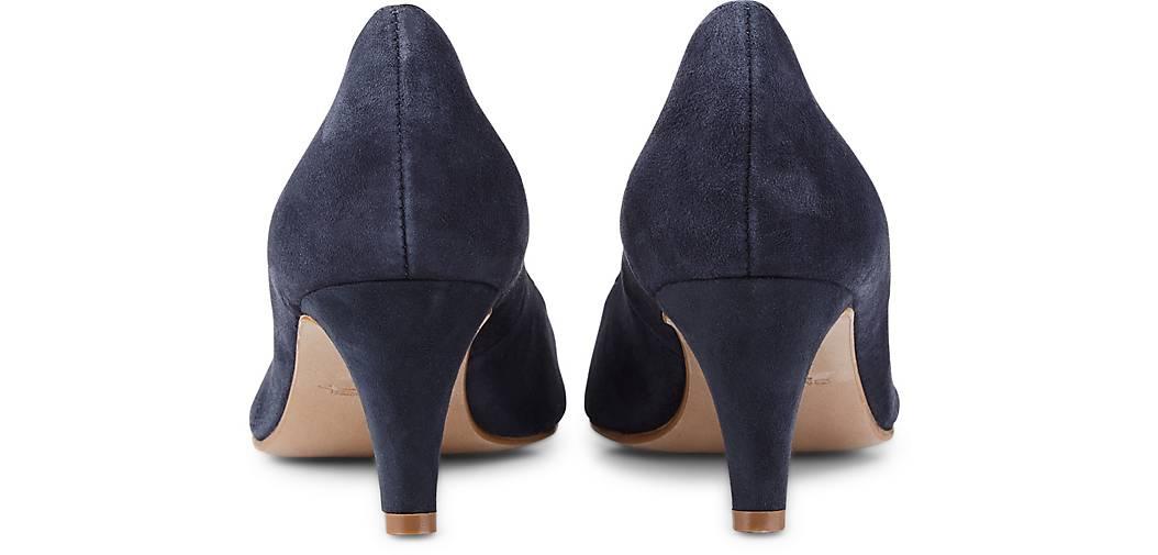 Tamaris Velours-Pumps in blau-dunkel kaufen - 48122901 GÖRTZ Gute Qualität Qualität Qualität beliebte Schuhe 0204c2