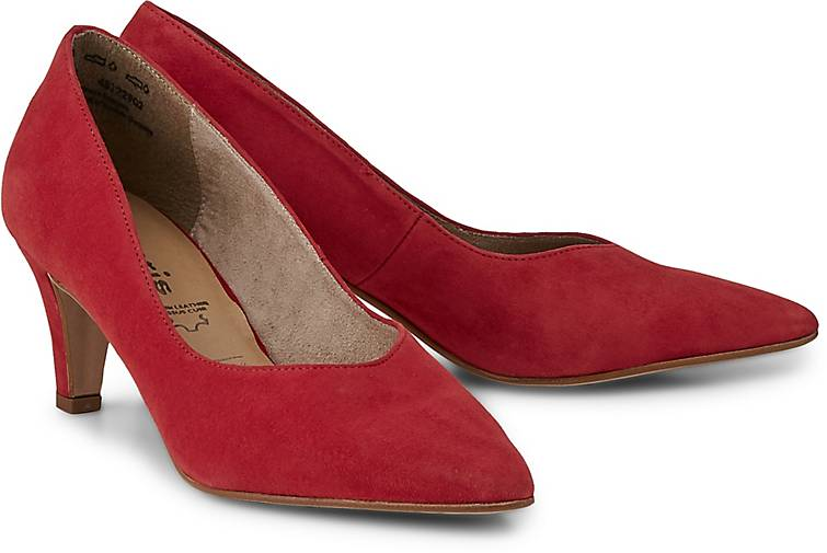 Tamaris Velours-Pumps