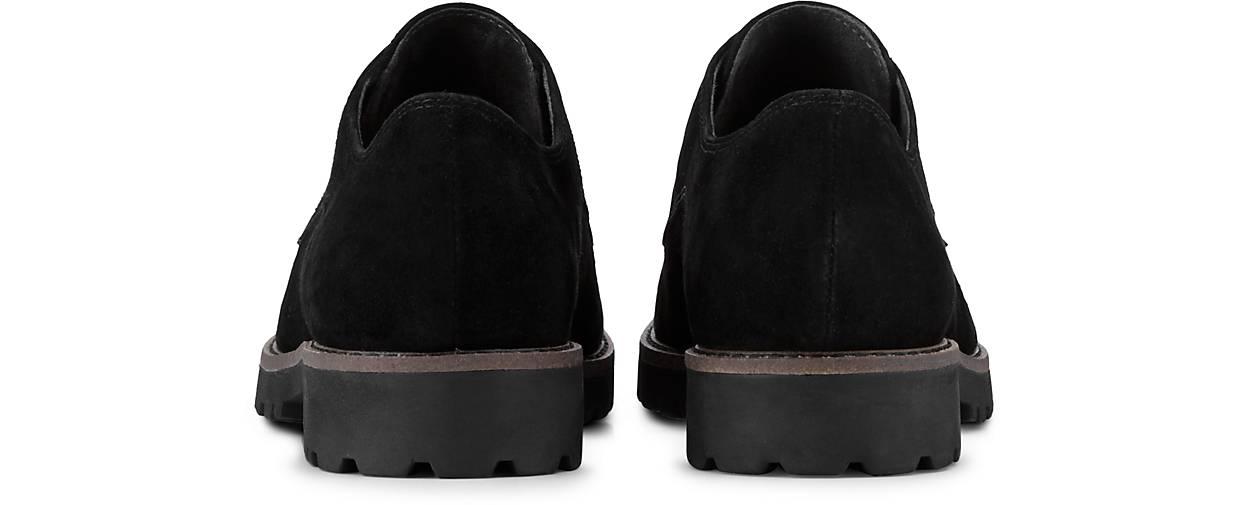 Tamaris Velours-Schnürer in in in schwarz kaufen - 47884901 GÖRTZ Gute Qualität beliebte Schuhe 1bab18