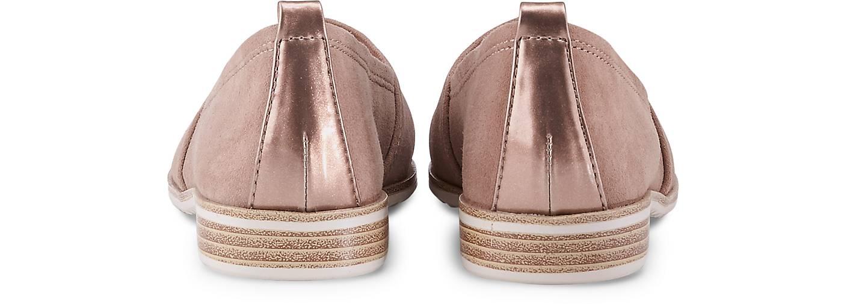 Tamaris Velours-Slipper in | rosa kaufen - 47272401 | in GÖRTZ ac5be1