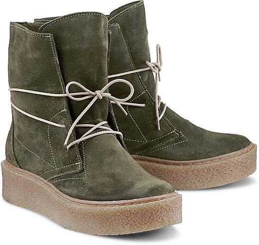 winter boots von tamaris in khaki f r damen g nstig. Black Bedroom Furniture Sets. Home Design Ideas