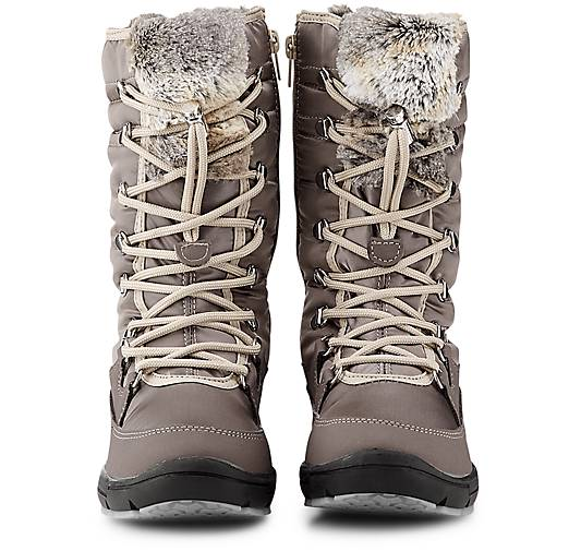 ... Tamaris Winter-Boots in taupe kaufen - Qualität 46899801   GÖRTZ Gute  Qualität - beliebte ... decf1f7644