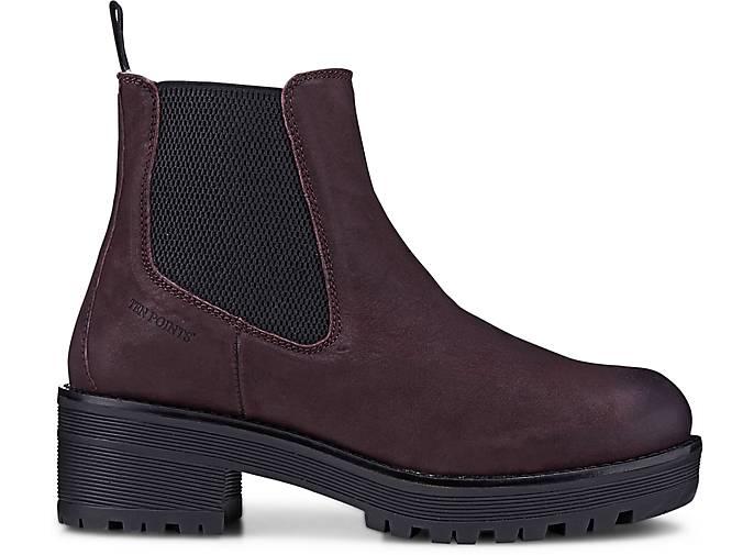 Ten Points Chelsea-Boot 46745602 CLARISSE in bordeaux kaufen - 46745602 Chelsea-Boot   GÖRTZ dedce3