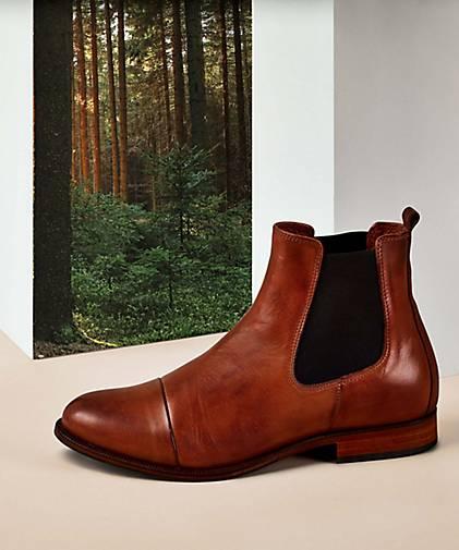 Ten Points Chelsea-Boots DIANA | in braun-mittel kaufen - 45514002 | DIANA GÖRTZ 5d07a5