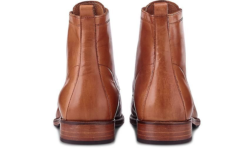 Ten Points Schnür-Stiefel DIANA in braun-mittel braun-mittel braun-mittel kaufen - 46745202 GÖRTZ Gute Qualität beliebte Schuhe 4f9379