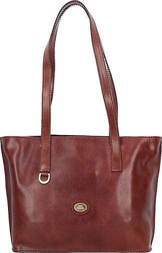 The Bridge Story Donna Export Shopper Tasche Leder 37 cm