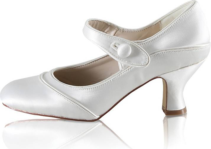 The Perfect Bridal Company Brautschuhe Esta, Wide Fit