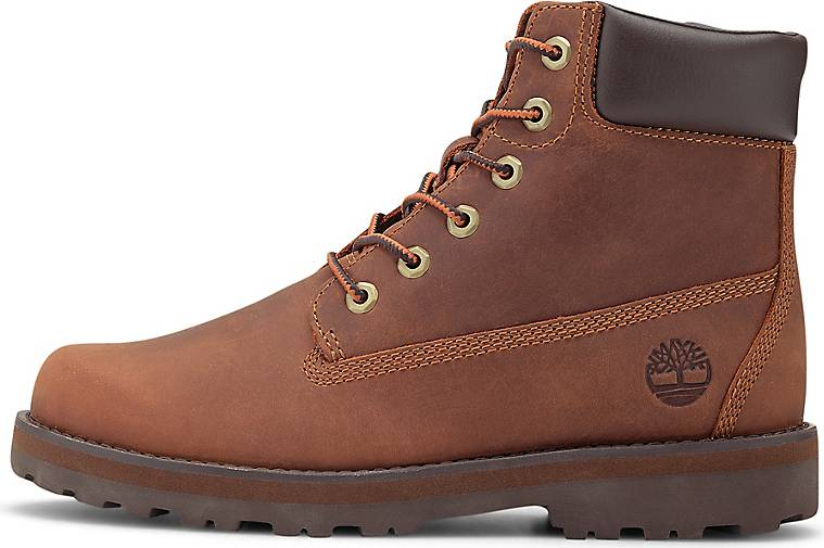 """Timberland Boots COURMA KID TRADITIONAL 6"""""""