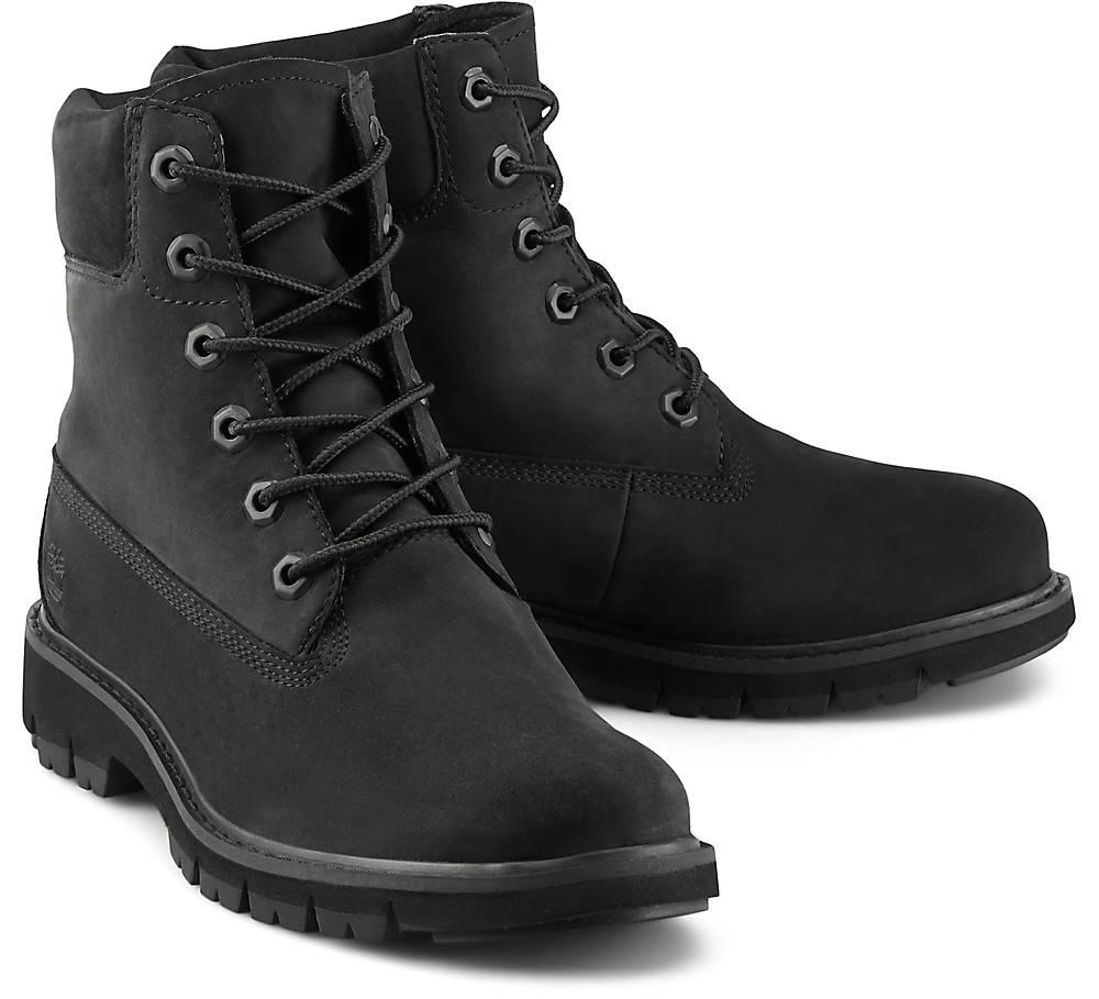Boots Lucia von Timberland in schwarz für Damen. Gr. 37,37 1/2,38,38 1/2,39,39 1/2,40,41,4 Preisvergleich