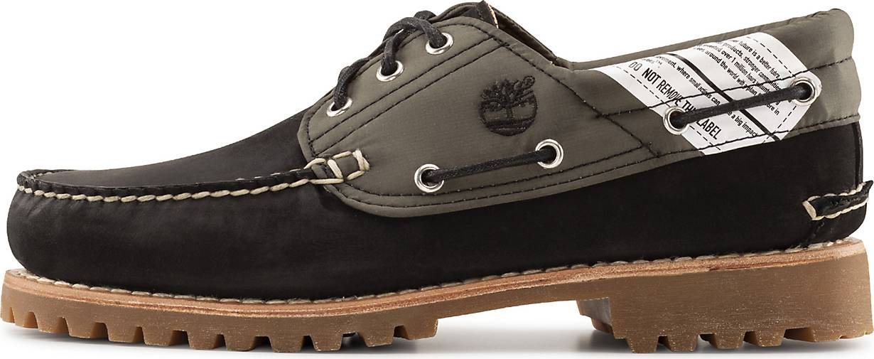 Timberland Freizeit-Schnürer Authentics 3 Eye Classic