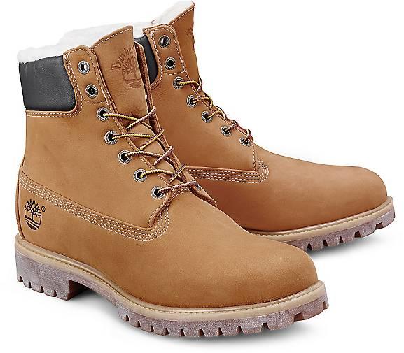 timberland premium 6 warm lined boots ocker g rtz. Black Bedroom Furniture Sets. Home Design Ideas