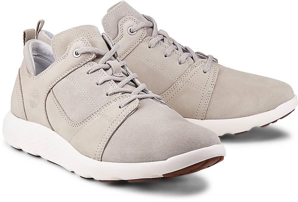 Timberland, Schnürer Flyroam in grau, Sneaker für Herren Gr. 40