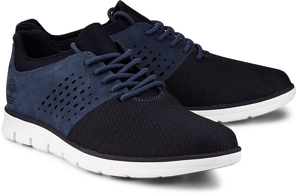 Timberland, Sneaker Bradstreet in blau, Schnürschuhe für Herren Gr. 41